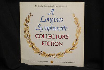 Longines Symphonette Collector's Edition