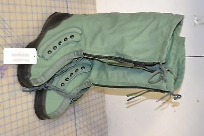 MUKLUK boots size MEDIUM set extreme cold131 military issue w/ wool liner WELLCO