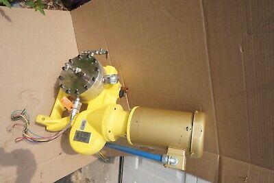 Milton Roy Metering Pump 1560 Baldor Motor