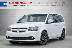 2018 Dodge Grand Caravan GT, BACKUP CAM, HEATED SEATS, LEATHER,