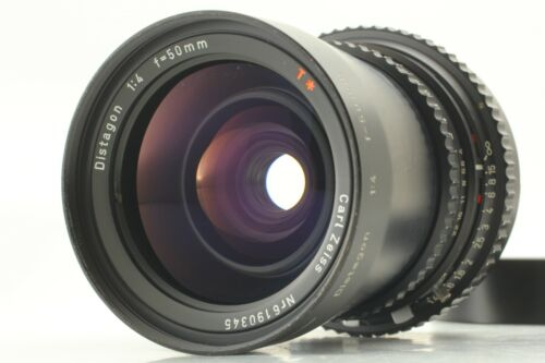 [Exc+5] Hasselblad Carl Zeiss Distagon T* 50mm f/4 C Lens from Japan 0601C