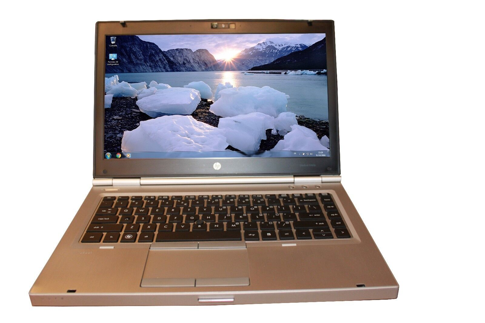 pc portable hp elitebook 8460p intel i5 disque dur. Black Bedroom Furniture Sets. Home Design Ideas