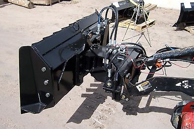 Extreme New 6 Way Trail Dozer Blade For Mini Skidsteer Fits Dingo Ditch Witch