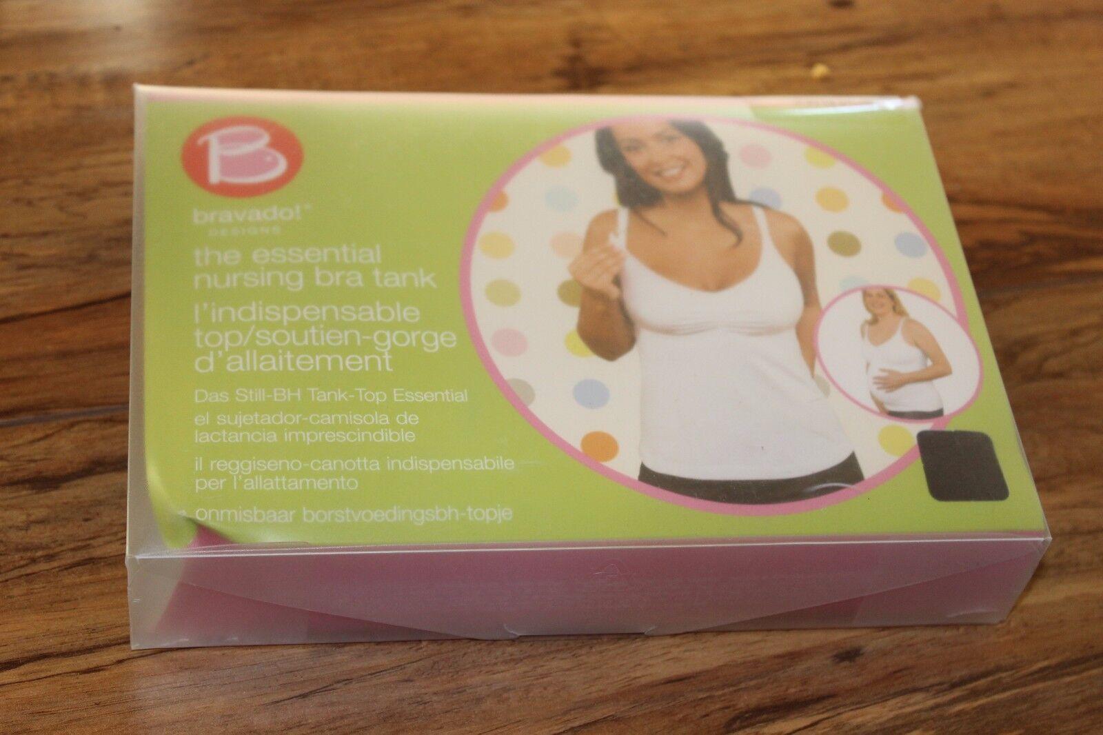 Bravado Essential Nursing Bra Tank Top New but packing is li