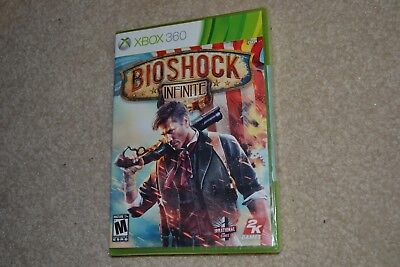 BioShock Infinite (Microsoft Xbox 360, 2013) Game SEALED FREE SHIPPING for sale  Shipping to South Africa