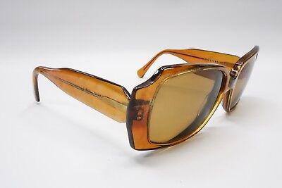NICE Jean LAFONT Hacienda Rx Sunglasses Frames 543 Brown Gold Pearl 7628