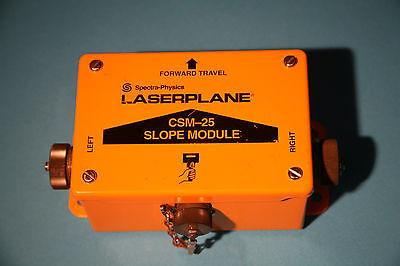 Spectra-physics Laserplane Csm-25 Slope Module