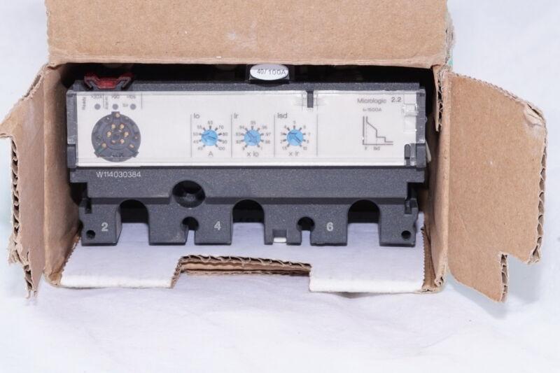 Schneider LV429037 3P3T TM16D Trip unit for NSX100-250 MicroLogic 2.2