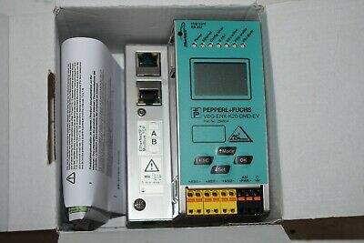 Pepperl Fuchs Vbg-enx-k20-dmd-ev As-interface Gateway