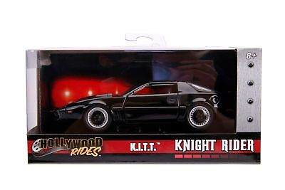 Jada Diecast Metal 1:32 Scale Hollywood Rides Knight Rider Kitt Car