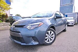 2016 Toyota Corolla LE, Camera, Heated Seats, Bluetooth, Remote