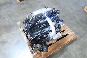 JDM Nissan Skyline GTS R33 RB25DET 2.5L DOHC Turbo Engine RB25 S2