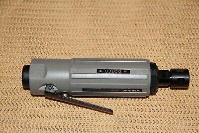 New Dotco Inline Die Grinder 10l25 Series Rear Exhaust 0.9hp