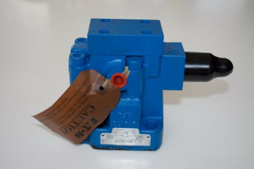 Vickers Eaton CG2V 6BW 1 10 relief valve, 1 year warranty