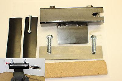 Knife Vise Knifemakers Vise Knife Making Vise You Build It.