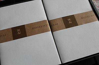 100 Hüllen Briefumschläge Kuverts 114 x 162 mm Colambo gerippt, Weiß, NEU