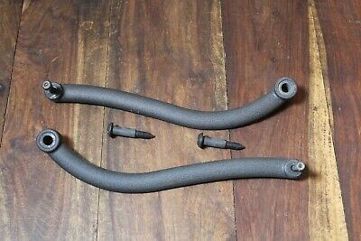 Herman Miller Graphite Aeron Chair Seat Support Links Right Left Bolts Size C