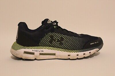 Under Armour HOVR Infinite Running Shoes Men's Size 13 Green Navy Tennis Shoe