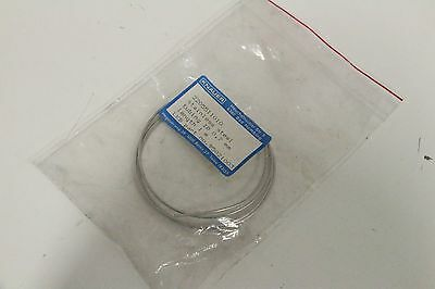 Knauer 2205511010 Stainless Steel Tubing Id 0.7mm 1m Length Lkb 95021003