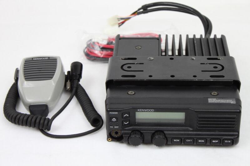 Kenwood TK5710 TK-5710 VHF 50 Watts 136-174Mhz P25 VER 2.0 Basic Head Dash Mount
