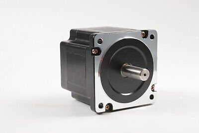 Stepper Motor Nema 34 740 Oz-in Low Inductance 12 Shaft Cnc Router Plasma