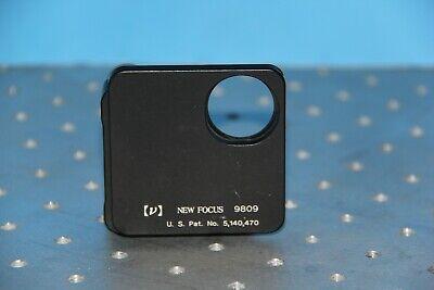 Newport Nrc 9809 Classic Corner Opticalmirrorlens Mount 1.0 3 Adj Knob