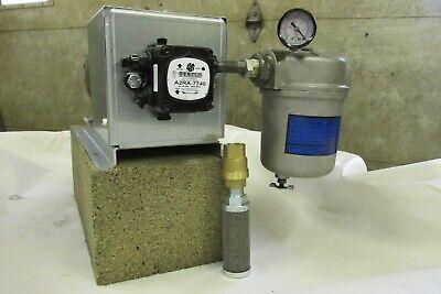 Shenandoah Heater Boiler Waste Oil Pump Suntec A2ra-7740 Combu Filter Parts