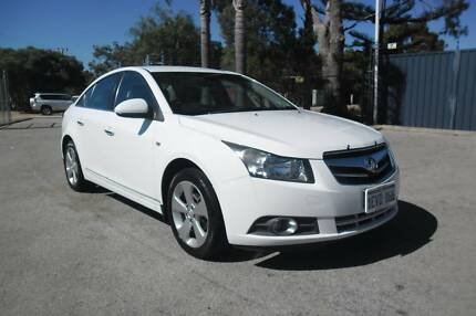 2010 Holden Cruze CDX Sedan East Rockingham Rockingham Area Preview