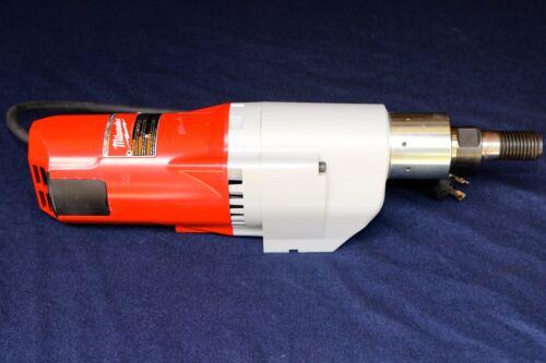 MILWAUKEE 4005 DIAMOND CORING MOTOR 600/1200 RPM 20 AMP. W/ CLUTCH