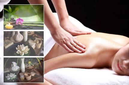 Pure Lavender Massage