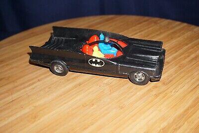 VINTAGE 1974 BATMOBILE TOY CAR BATMAN & ROBIN BY SIMMS #529