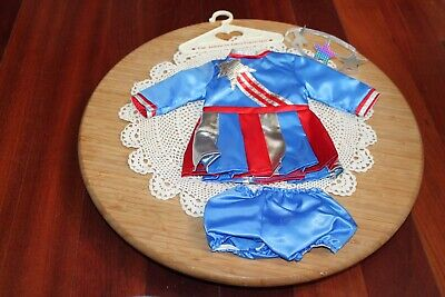 American Girl Doll Molly's RETIRED & RARE Miss Victory Parade Costume, PC! EUC!](Molly Doll Costume)
