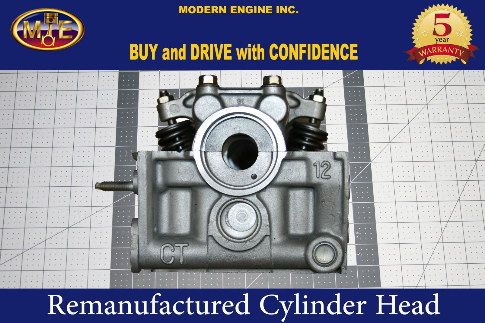 Used Toyota Cylinder Heads and Parts for Sale
