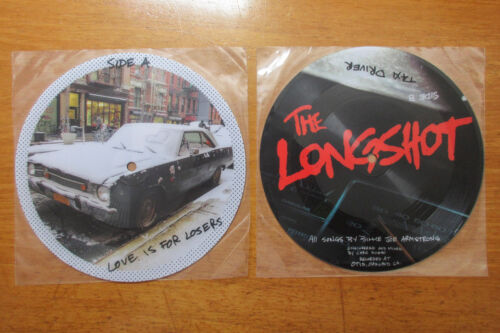 The Longshot Love is for Losers / Taxi Driver Picture Disc Vinyl Green Day