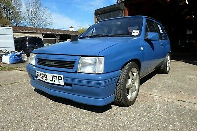 Vauxhall Nova. 1litre. 12 months MOT. 84300 miles. No rust underneath. Great car