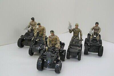 Action Figure Weapon ATV Vehicle Custom Lot Lanard Peacekeeper GI Joe 3 3/4 3.75