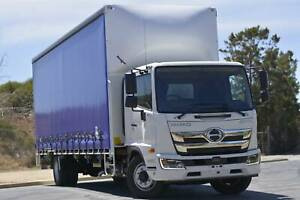 Hino FE 1426-500 Series FE 1426 AT AIR 6540 Curtainsider (308706) Regency Park Port Adelaide Area Preview