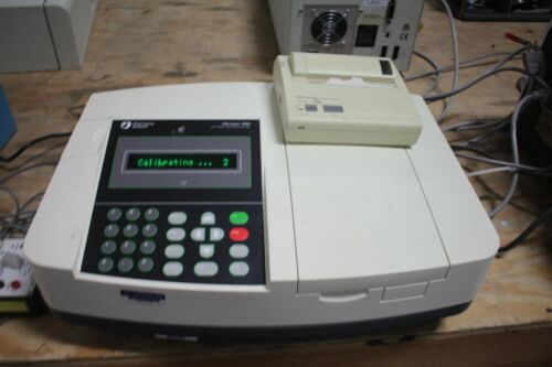 Pharmacia Biotech Ultrospec 2000 UV/ Visable Spectrophotometer w/ Printer