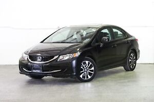 2013 Honda Civic EX (A5) CERTIFIED Finance for $54 weekly OAC