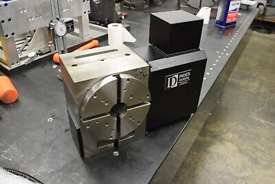 Used 210mm Rotary Table Cnc - Index Designs