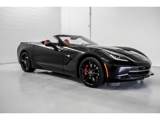2014 black corvette z51 for sale houston texas dealer. Black Bedroom Furniture Sets. Home Design Ideas