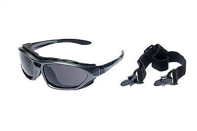 ALPLAND  GLETSCHERBRILLE-BERGRBRILLE- Sonnenbrille Höchster UV Schutz  Cat. 4 !