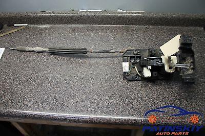 2010 SUBARU LEGACY AUTOMATIC GEAR SHIFTER SHIFT SELECTOR BRACKET CABLE ROD 10 Gear Shift Selector Rod