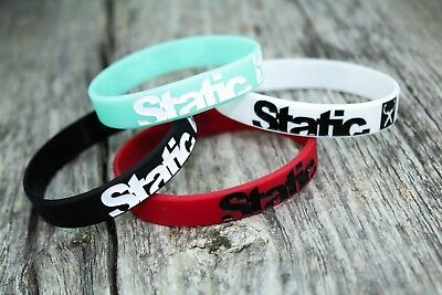 (STATIC silicone wristband bracelet cars slammed lowered camber auto tuned gifts)