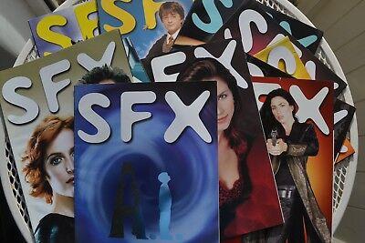 SFX Magazine 30 x Issues!! 1998-2008 VF-NM