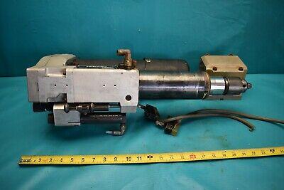 Used Sugino Machine Limited Selfeeder Drill Unit Model Esb-wp1320lu 2400 Rpm