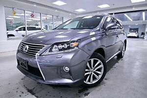 2015 Lexus RX 450h RX450H, ONE OWNER, CLEAN CARPROOF, NON SMOKER
