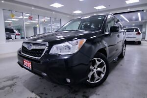 2015 Subaru Forester  Heated Seats|Backup Camera|Navigation|Blue