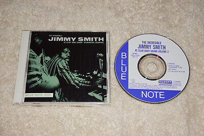 CD : Jimmy Smith at Club Baby Grand Volume 2  (1995) Made in Japan for sale  Shipping to Canada