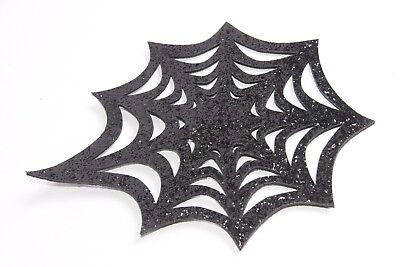 Halloween Costume Party Accessory Spider Web Large Hair Clip for Everyone(S313) - Spider Web Costume For Halloween